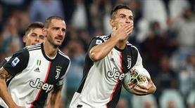 Ronaldo'dan sevgilerle! Juve'den rekor kıran forma satışı