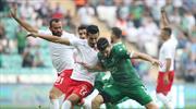 Bursaspor-Cesar Grup Ümraniye: 2-1 (ÖZET)