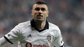 Beşiktaş'a Burak Yılmaz'dan kötü haber