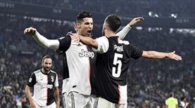 Lider Juventus zorlansa da kazandı (ÖZET)