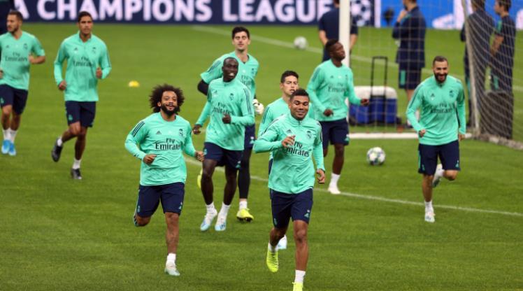 Real Madrid maç saatini bekliyor