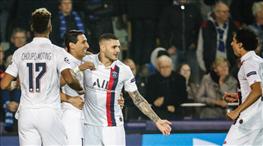 PSG'den gol şov: 5-0! (ÖZET)