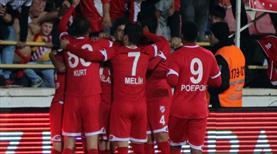 Boluspor - Keçiörengücü: 3-1 (ÖZET)