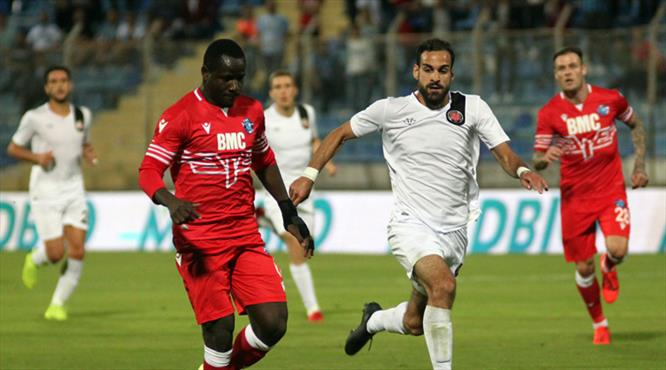 Adana Demirspor - Fatih Karagümrük: 1-1 (ÖZET)
