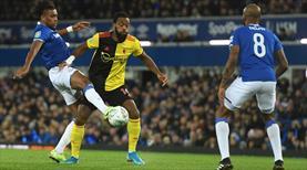 Cenk Tosun asist yaptı, Everton turladı (ÖZET)