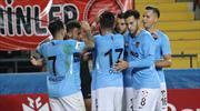 Gaziantep FK rahat turladı