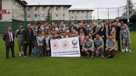 Trabzon'da anlamlı organizasyon