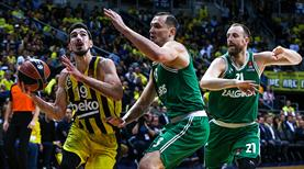 Fenerbahçe Beko'da kötü gidiş sürüyor