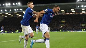 Cenk attı, Everton puanı aldı