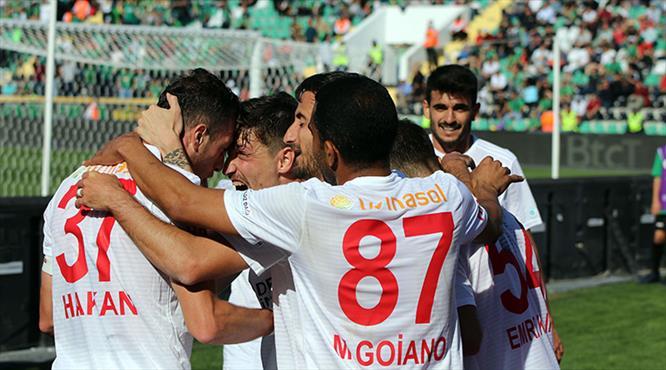 Y. Denizlispor - DG Sivasspor: 0-2 (ÖZET)