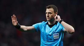 Real Madrid - Galatasaray maçına Alman hakem