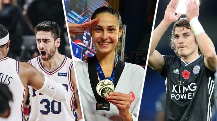 Türk sporcular hafta sonuna damga vurdu