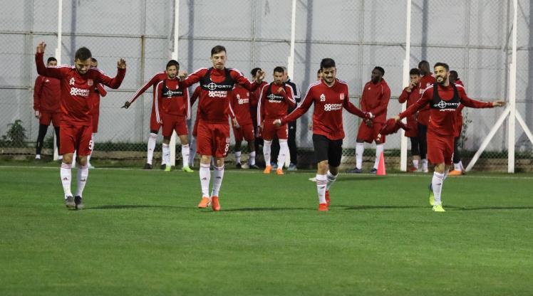 Sivasspor'da Konyaspor mesaisi başladı