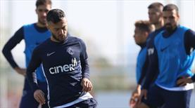 Kasımpaşa Fenerbahçe'ye hazırlanıyor