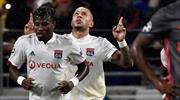 Lyon 3 puanı 3 golle aldı (ÖZET)
