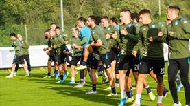 Napoli'de futbolcuların kamp isyanı