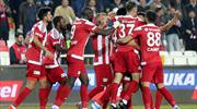 DG Sivasspor - İH Konyaspor: 2-0 (ÖZET)