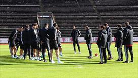 Beşiktaş Braga'da çalıştı