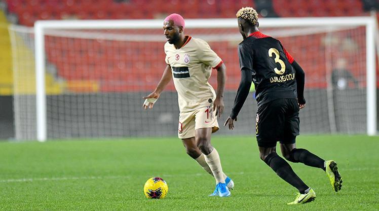 Gaziantep FK - Galatasaray maçından notlar