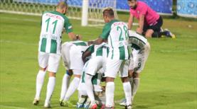 Giresunspor - Osmanlıspor: 2-1 (ÖZET)
