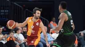 Nefes kesen maçta gülen Galatasaray oldu
