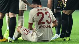 İşte Andone'nin son durumu
