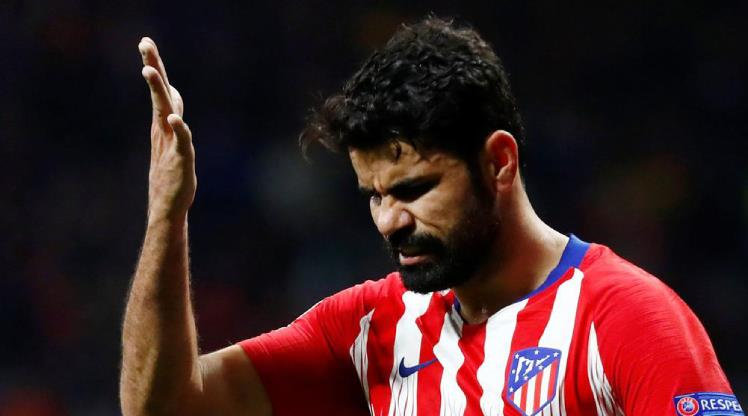 Diego Costa'ya sakatlık şoku