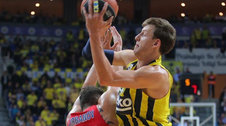 Fenerbahçe Beko, CSKA deplasmanında