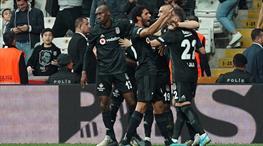 İşte Beşiktaş'ın ilk 11 haftada attığı goller