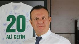 Y. Denizlispor'da başkan Çetin'e suç duyurusu