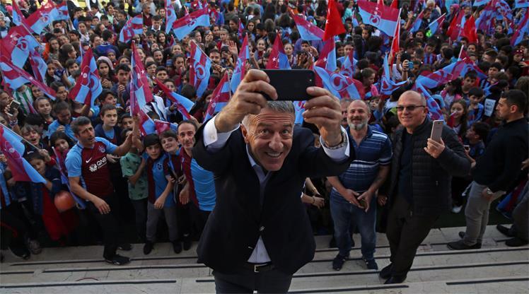 """İçimizdeki Trabzonspor sevgisi..."""
