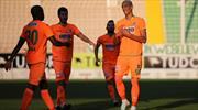A. Alanyaspor'u golcüleri sırtladı