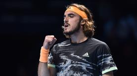 ATP Finalleri'nde şampiyon Tsitsipas oldu