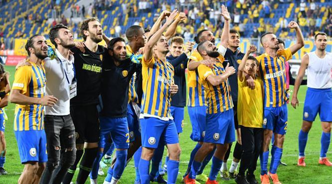 Ankaragücü'nün ilk 11 haftada attığı goller burada