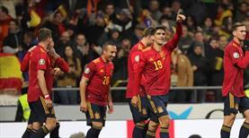 İspanya gol oldu yağdı: 5-0