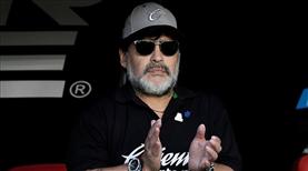 Maradona istifa etti