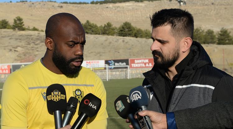 """""""Fenerbahçe maçından 3 puanla ayrılmak istiyoruz"""""""