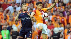 Galatasaray ile M. Başakşehir'in 23. randevusu