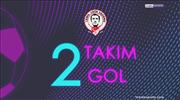 2 takım, 2 gol: MKE Ankaragücü - Trabzonspor