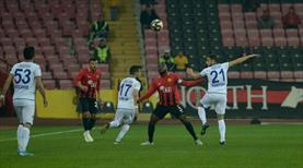 Eskişehirspor: 1 - BB Erzurumspor: 2 (ÖZET)