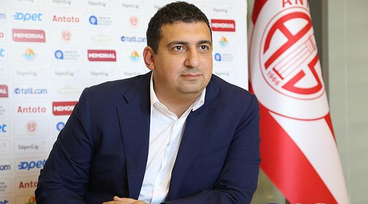 Antalyaspor Başkanı Öztürk PFDK'ya sevk edildi