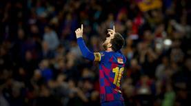 Messi'den ulaşılması zor istatistik