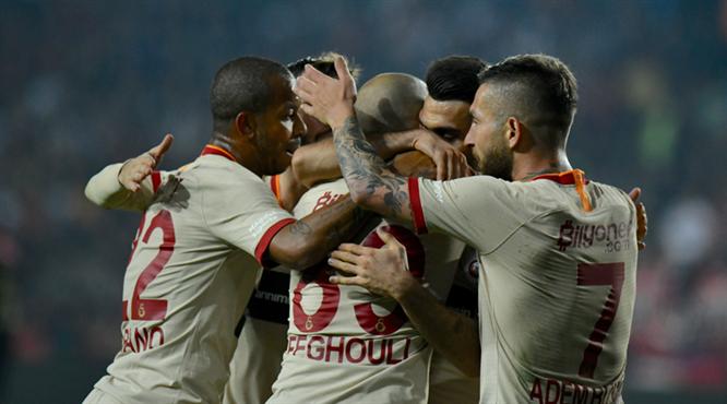 Galatasaray, Trabzon deplasmanına çıkacak