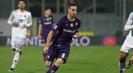 Fiorentina'ya Lecce sürprizi (ÖZET)