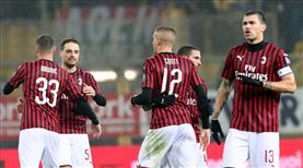 Milan galibiyeti hatırladı (ÖZET)