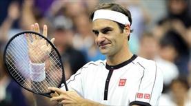 Federer'e büyük onur