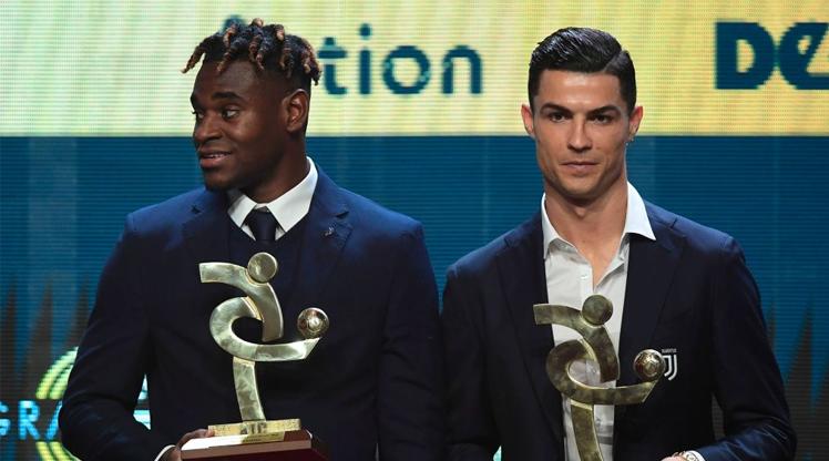 İtalya'da yılın en iyisi Ronaldo