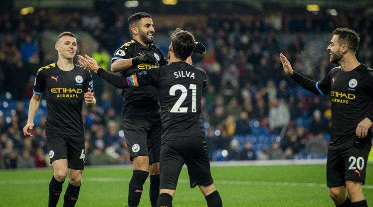 City, Burnley'ye patladı