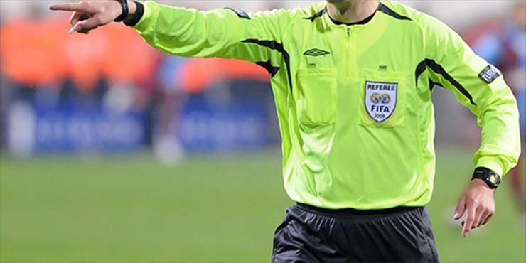 TFF 1. Lig'de 14. haftanın hakemleri belli oldu