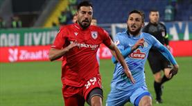 Çaykur Rizespor: 3 - Yılport Samsunspor: 2